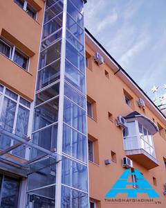 Thang máy Kleemann – Công nghệ thủy lực