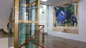 Lắp đặt thang máy Kleemann tại Thái Bình