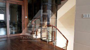 Lắp đặt thang máy PVE tại Thái Bình